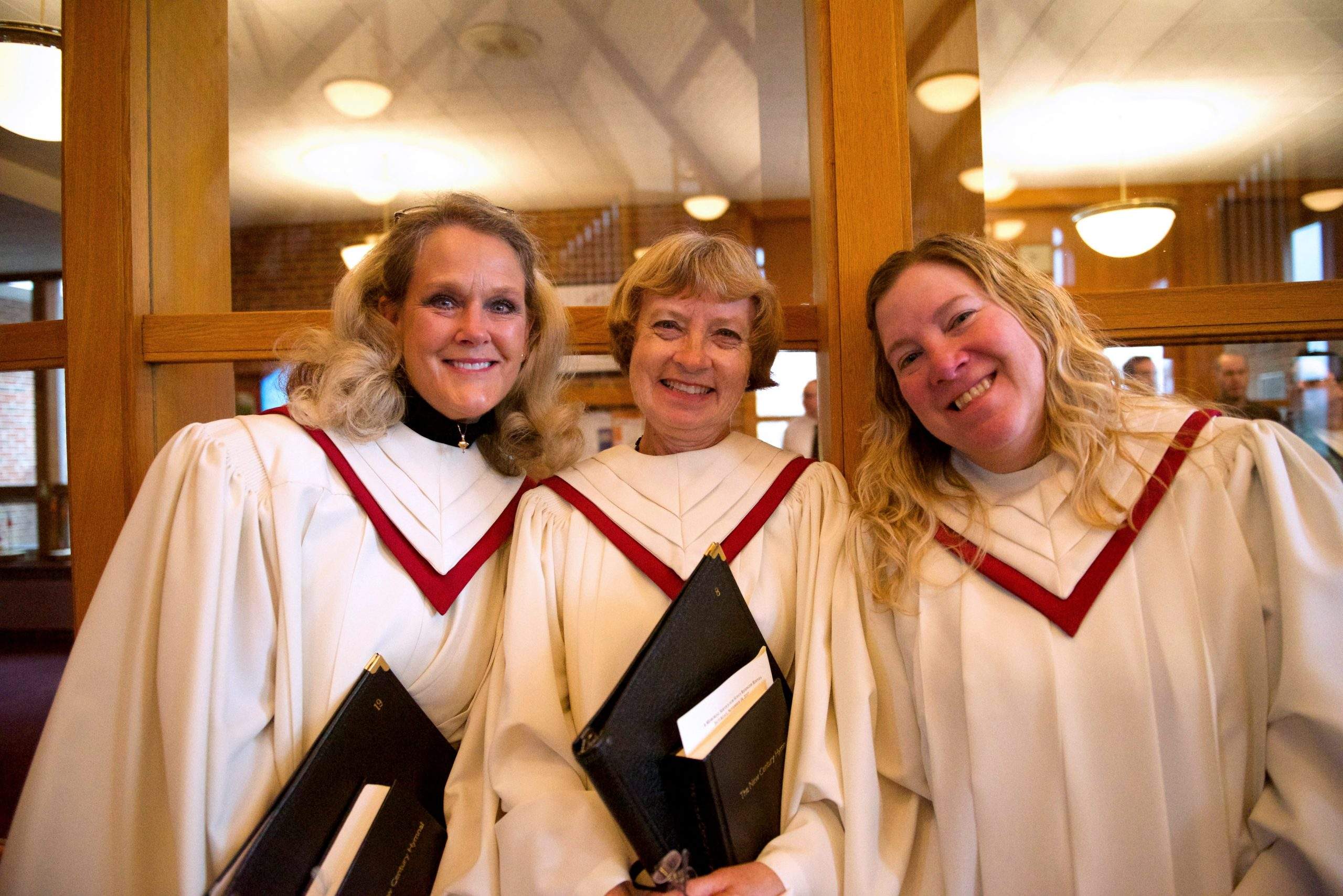 Chancel Choir – Molly Barb Pam